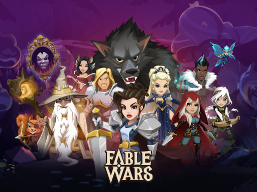 Fable Wars: Epic Puzzle RPG 0.24.0 screenshots 16