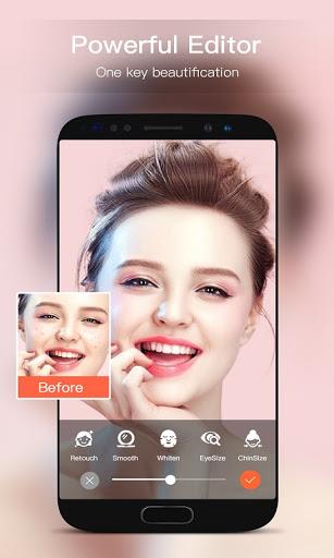 Beauty Camera - Best Selfie Camera & Photo Editor 1.7.0 Screenshots 2