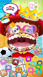 Crazy dentist games with surgery and braces 1.3.5 Screenshots 4