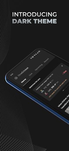 OneCricket - Pin Live Cricket Score  screenshots 1