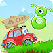 Wheelie 8 - Aliens - Androidアプリ