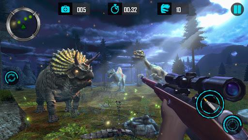 Real Dino Hunting 2018: Carnivores Dino Zoo Game 2.4.5 screenshots 2