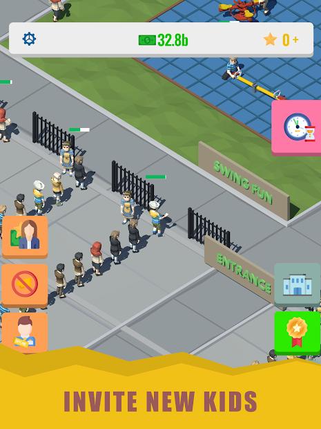 Idle Playground 3d: Fun Incremental Games