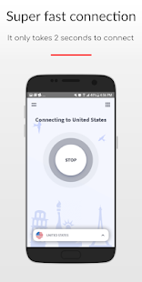 MaxVPN Pro - Fast Connect & Unlimited VPN client Screenshot