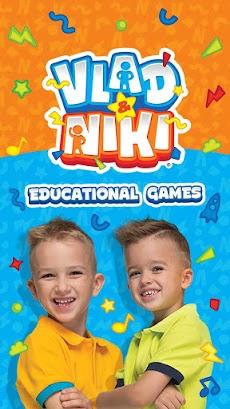 Vlad & Niki. Educational Gamesのおすすめ画像3