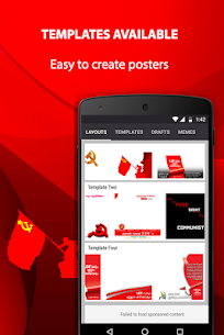 Communist Poster Maker  For Pc (Free Download On Windows 10, 8, 7) 2