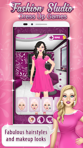 Fashion Studio Dress Up Games  Screenshots 1