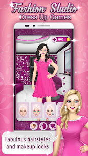 Fashion Studio Dress Up Games 3