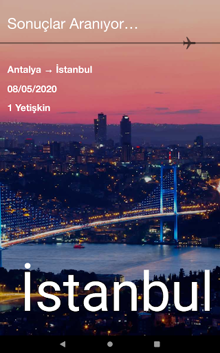 Ucuzabilet - Flight Tickets 3.1.8 Screenshots 18