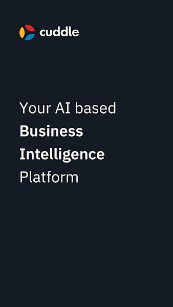 Cuddle - AI driven business analytics