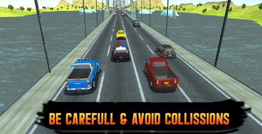Traffic Car Racing: Highway Driving Simulator  screenshots 11