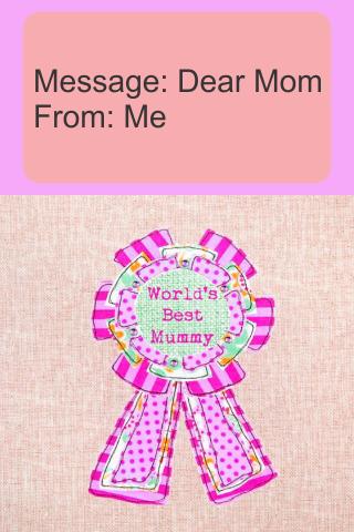 card for mom screenshot 3