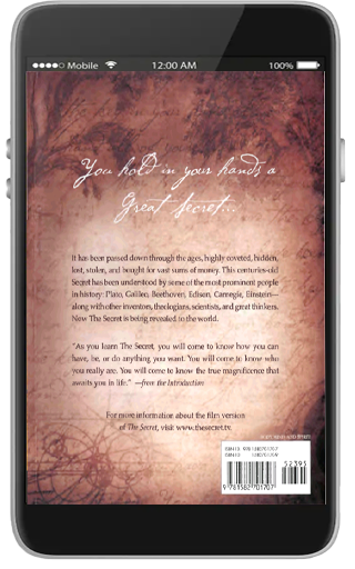 the secret by rhoneda Byren 4.0 Screenshots 5