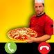 pizza llamada falsa -fake call pizza delivery