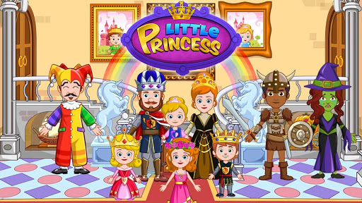 My Little Princess Castle - Playhouse & Girls Game screenshots 1