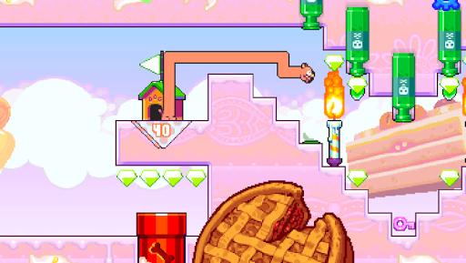 silly sausage: doggy dessert screenshot 3