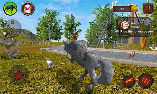 Wolf Dog Simulator 1.0.6 screenshots 6