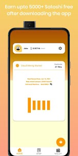Daily Bitcoin Rewards – Cloud Based Mining System For Android 3
