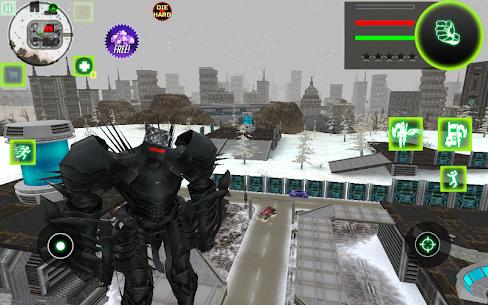 Dragon Robot 2 Mod Apk (Unlimited Money/God Mode) 1