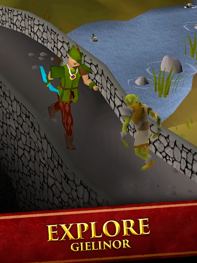 Old School RuneScape 195.1 screenshots 10