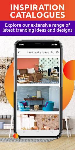 Colour with Asian Paints - Wall Paint & Design App  screenshots 2