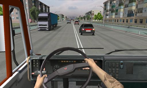 Traffic Hard Truck Simulator 5.1.1 Screenshots 3