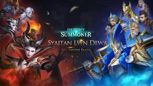 Destiny Summoner