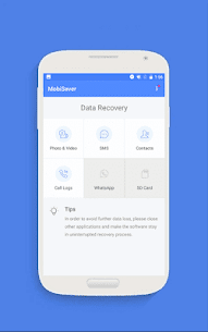 EaseUS MobiSaver Recover Video Photo and Contacts 2