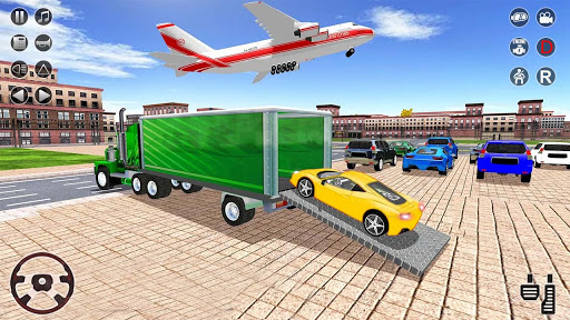 Airplane Pilot Vehicle Transport Simulator 2018 1.12 screenshots 6