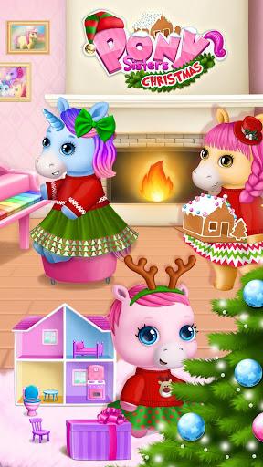 Pony Sisters Christmas - Secret Santa Gifts 3.0.40021 screenshots 1