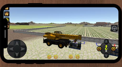 Excavator Game: Construction Game  screenshots 10