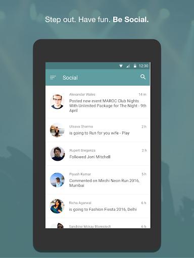 Nearify - Discover Events 9.2 Screenshots 11