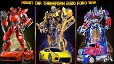 Robot Car Transform 2020 : Robo Warsのおすすめ画像1