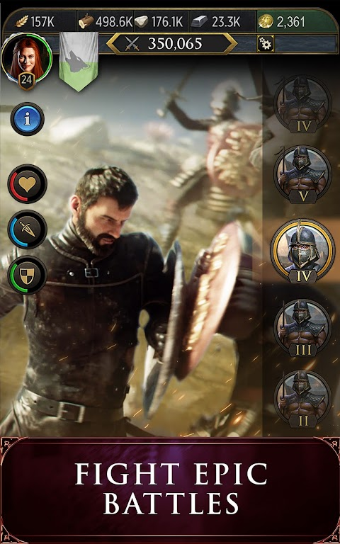 Game of Thrones: Conquest ™ - Strategy Game poster 5