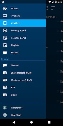 Nova Video Player 5.15.11-20201128.1642 screenshots 1
