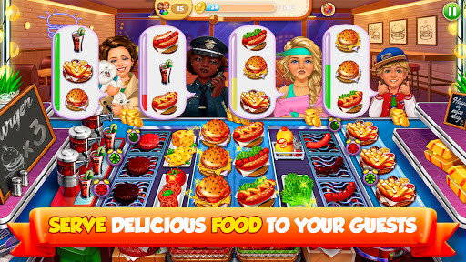 Tasty World: Cooking Voyage - Chef Diary Games 1.6.0 screenshots 18