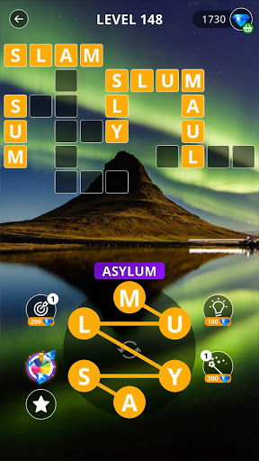 Calming Crosswords: World Tour  screenshots 5