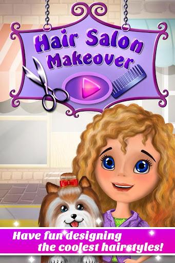 Hair Salon Makeover  Screenshots 12