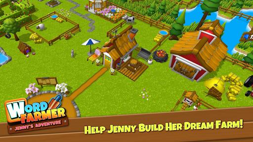 Word Farmer: Jenny's Adventure  screenshots 5