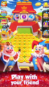 Coin Adventure – Free Coin Pusher Game Apk 3