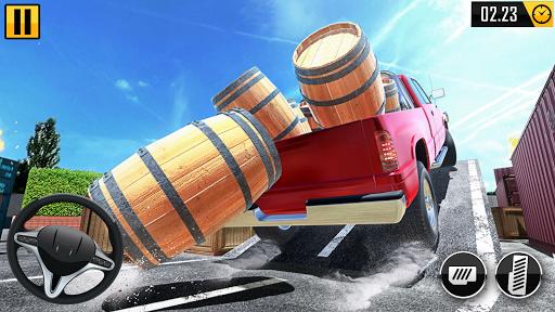 Big Truck Parking Simulation - Truck Games 2021 1.9 Screenshots 3