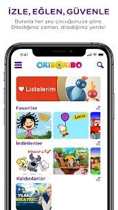 OkiDoKido: Çocuk Çizgi Film TV Full Apk İndir 6