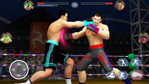 Tag Team Boxing Game: Kickboxing Fighting Games 2.9 Pc-softi 4