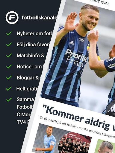Fotbollskanalen 1.13.6 screenshots 9