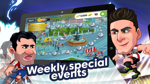Head Football LaLiga 2021 - Skills Soccer Games 6.2.4 screenshots 22