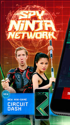 Spy Ninja Network - Chad & Vy 3.1 screenshots 1