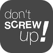 Don't Screw Up!  Icon