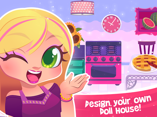 My Doll House - Make and Decorate Your Dream Home screenshots 6