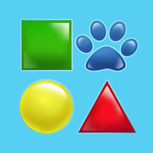 Shapes for Children  Learning Game for Toddlers