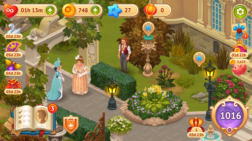 Storyngton Hall: Design Games, Match 3 in a Row 29.1.0 screenshots 7